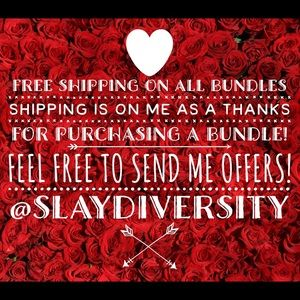 Other - ❤️FREE SHIPPING ON BUNDLES 2 OR MORE❤️